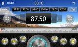 Huivering 6.0 GPS van de Auto met de Radio van TV van DVD 3G RDS iPod voor Toyota Alphard 2014