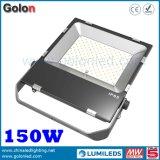 O bom preço 5 anos de garantia IP65 Waterproof o projector ao ar livre do diodo emissor de luz de 200W 150W 100W Dimmable