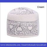 ウールのフェルトの方法刺繍のイスラム教の帽子のVestigioの帽子の帽子