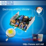 Borracha de silicone líquida do Potting para o calefator de água solar europeu