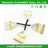 Электронный кабель применения FFC гибкий плоский