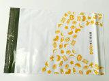 Portadora de promoción LDPE Rosa Impreso Correo / bolso de Correo