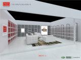 Equipo de visualización comercial de la oficina del espacio del diseño de Customed nuevo