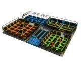 Parque interno do Trampoline do melhor disconto grande para a venda
