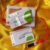 미끄러지기 카드 USB 섬광 드라이브 1/2/4/8/16/32/64GB (YT-3109)를