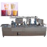 Machine de remplissage et d'étanchéité des conserves de fruits