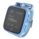 新しいGPSの追跡者4GネットワークはAndroid&Iosのためのスマートな腕時計をからかう