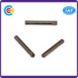 DIN/ANSI/BS/JIS kolen-staal/de 4.8/8.8/10.9 Gegalvaniseerde Bevestigingsmiddelen Van roestvrij staal van de Machines/van de Industrie van de Deegrol