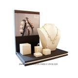 De unieke TegenVertoning van de Juwelen van de Vertoning van het Leer van Juwelen Pu Hoogste