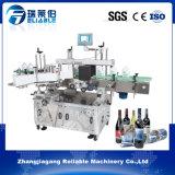 Máquinas de rotulagem de adesivo de controle PLC para linha de produção
