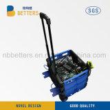De elektrische Molen van de Hoek van de Container van de Hulpmiddelen van de Molen van de Hoek van 125mm Elektrische
