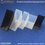 Beschermers van de Hoek van de Schilderijen van Frameless van het Glas van de Decoratie van de Douane van Qinuo de Plastic
