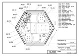 Monalisa最もよいSeliingの中国の温水浴槽の鉱泉M-3330