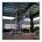 Le ce a réussi la tour en acier d'échafaudage pour la construction