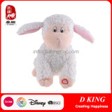 White Electronic Plush Liftlike Sheep Toys for Kids