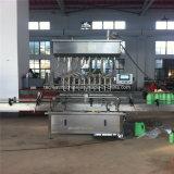 Máquina de rellenar líquida automática de calidad superior para el pesticida/diariamente el producto químico