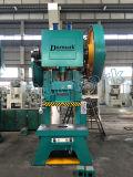 Macchina per forare d'acciaio di potere di J21-100tons della pressa della macchina del ferro manuale di prezzi
