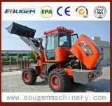 Rad-Ladevorrichtung Zl20 des China-Landwirtschaft-Traktor-2ton