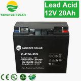 Qualität gedichtete Leitungskabel-Säure-Batterie 12V 20ah