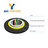 Kevlar Elemento 4/6 cable de fibra óptica de Hilos Monomodo para de interior/al aire libre