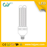 Precio barato E27 3000k-6000k T3 2u 9W LED de luz del maíz
