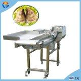 De industriële Automatische Machine van de Verwerking van het Knipsel van de Snijmachine van de Snijder van de Hoofden van Vissen Snijdende