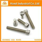 Monel K500 2.4375 N05500 DIN912 Kontaktbuchse-Hexagon-Schraube