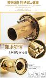 Kies Mixer van het Bassin van de Lamp van het Messing van de Luxe van het Handvat de Gouden Magische (uit zf-M21)