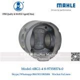 Isuzu 6bg1 Ölkühler-Kolben mit Mahle Marke