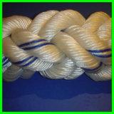 ABS/BV/Lr/Bescheinigung 36mm 8 Fleck-Kern, geflochtenes umsponnenes chemische Faser-Lieferungs-Liegeplatz-Seil