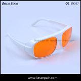 Hoog Niveau Proteciton voor Ultraviolet en de Groene Beschermende Glazen van de Veiligheid Eyewear/van de Laser (GHP 200540nm) met Frame52