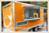 Приезжанная новая Ys-Fb390d! Автомобиль Передвижн Kebab Van Передвижн Кухни пиццы