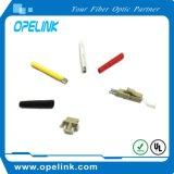 Conetor da fibra óptica para o cabo de correção de programa ótico LC-PC