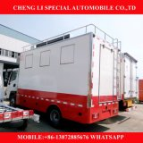 Cherry 5m Box Length Mobile Food Truck para venda