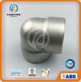 90のDegの肘Swを造るステンレス鋼は造った肘(KT0554)を