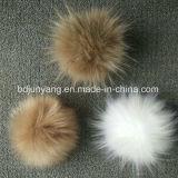 Fare la vostra propria pelliccia POM Poms del Raccoon del Faux per il cappello