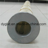 Cubierta de poliuretano de alta precisión de largo para el cartucho de filtro