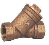 Bronze-/Messingy-Grobfilter-Ventil (V91003)