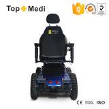 Topmedi 상승 층계 off-Road 자동 균형 전자 휠체어