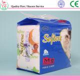 Vendita calda del pannolino molle dolce del bambino a Guangzhou