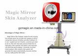 専門の携帯用魔法ミラーの皮の検光子機械/皮のスキャンナーの検光子の拡大鏡機械