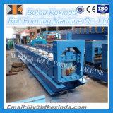 Cilindro de água de chuva de aço Caleiras Máquina de laminagem de perfis fabricante profissional na China