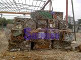 Automatische Rebar van het Afval het In balen verpakken Pers (fabriek)