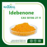 무료 샘플 Idebenone 분말, Idebenone 순수한 가격 & 고품질 Idebenone 분말