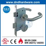 세륨 화재 정격 금속 문 및 나무로 되는 문 (DDML009)를 위한 유럽 장붓 구멍 자물쇠