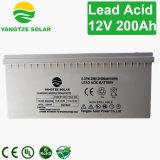 Carregador de bateria 12V 200ah Baterias de ácido de chumbo