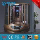 Multi-Functiona ducha de vapor con chorros de masaje de cuerpo (KB-801)
