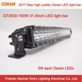 12polegadas 50W Barra de luz LED de condução brilhante para Offroad carro (GT3530-50W)