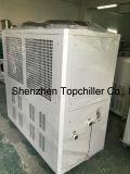 refrigerador refrescado aire 38kw para las máquinas plásticas del mezclador y del calendario del PVC
