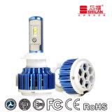 ISO9001 공장 공급 고품질 35W T3 H7 LED 자동 맨 위 램프